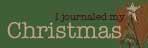 Christmas Journal online class